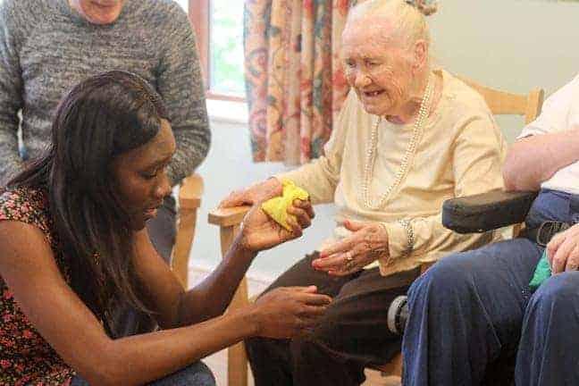 Elderly People Project